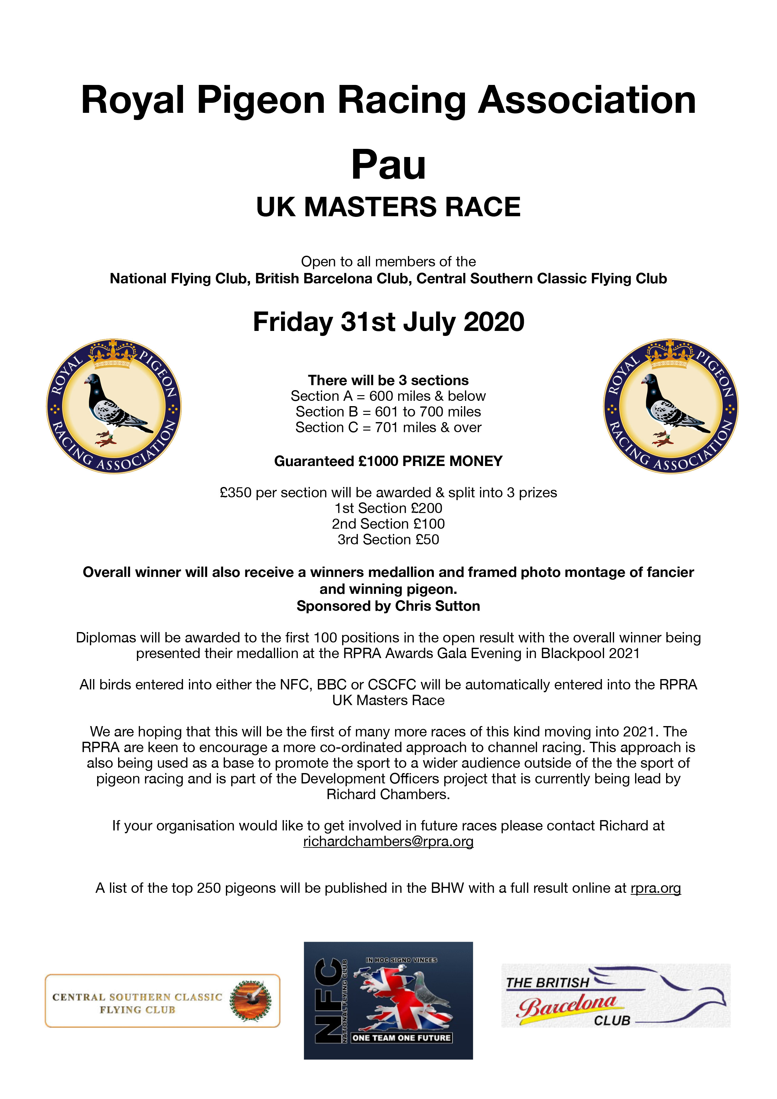 UK masters Race PDF NEW