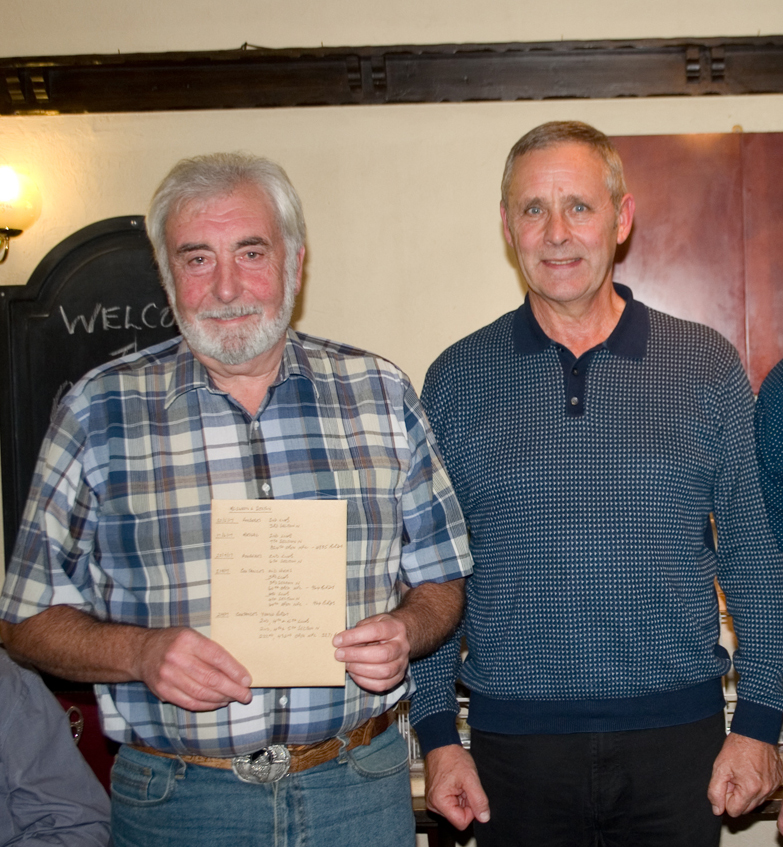 N1 Dave McSween Jim Sexton 1st 3rd Sect N NFC Coutances YB flying 402 miles